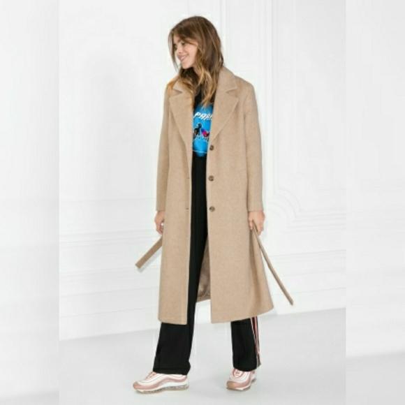 fdd37b64cb Other Stories Jackets   Blazers -   Other Stories Alpaca Blend Coat